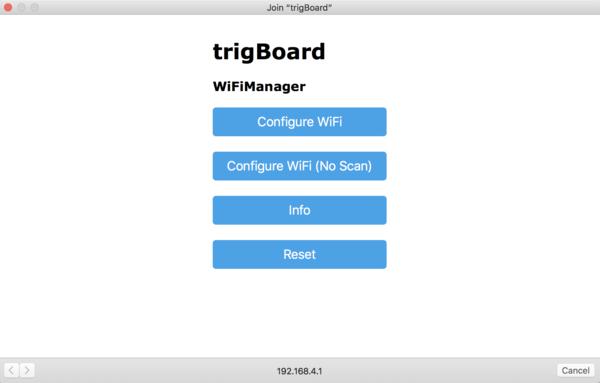 TrigBoard - Kevin Darrah Wiki